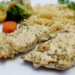 Greek Chicken with Caramelized Onions