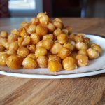 Stovetop Chickpea Snacks