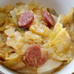 Cabbage with Kielbasa