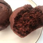 Chocolate Banana Bread Muffins