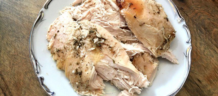 Herbed Thanksgiving Turkey