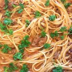 Hamburger Helper Spaghetti